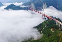 สะพานที่สูงที่สุดในโลก