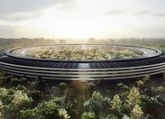 สำนักงานแห่งใหม่ของ Apple