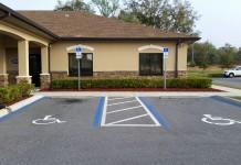 การเตรียมถนนและที่จอดรถ เพื่อผู้สูงอายุและผู้พิการ