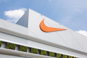 Nike ขยายคลังสินค้าใหม่