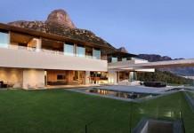 บ้านในแอฟริกาใต้