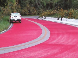 ถนนสีแดง