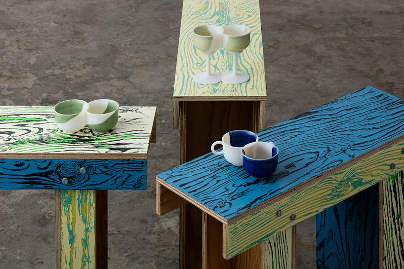 schemata-architects-coloring-shrine-table-twintsugi-milan-design-week-designboom-01