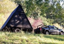 Bivvi Cabin Camp